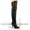 LEGEND-8868 Black Leather